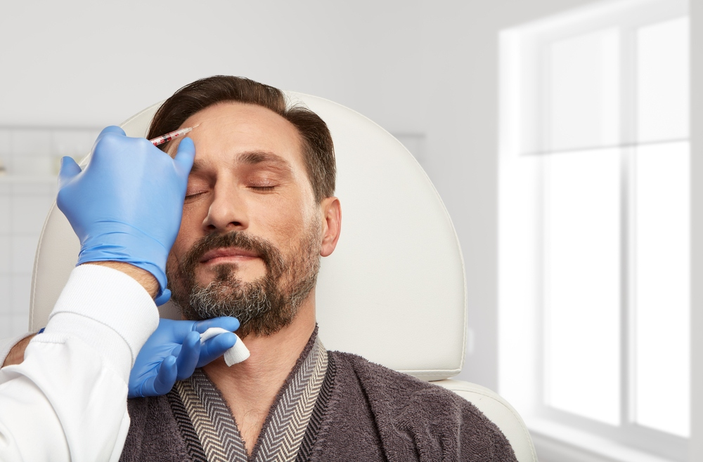 What Botox Is Like for Men