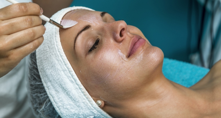 What Exactly Is a Chemical Peel?