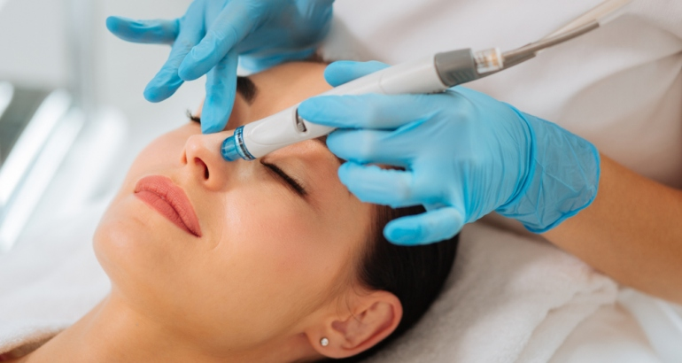 HydraFacial Creates Skin Health Pyramid