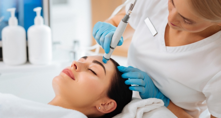 All About HydraFacial