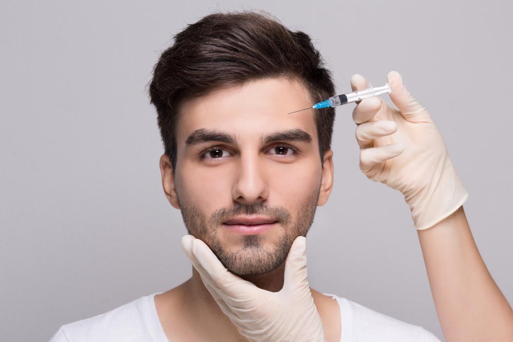 Botox and Dermal Fillers for Men