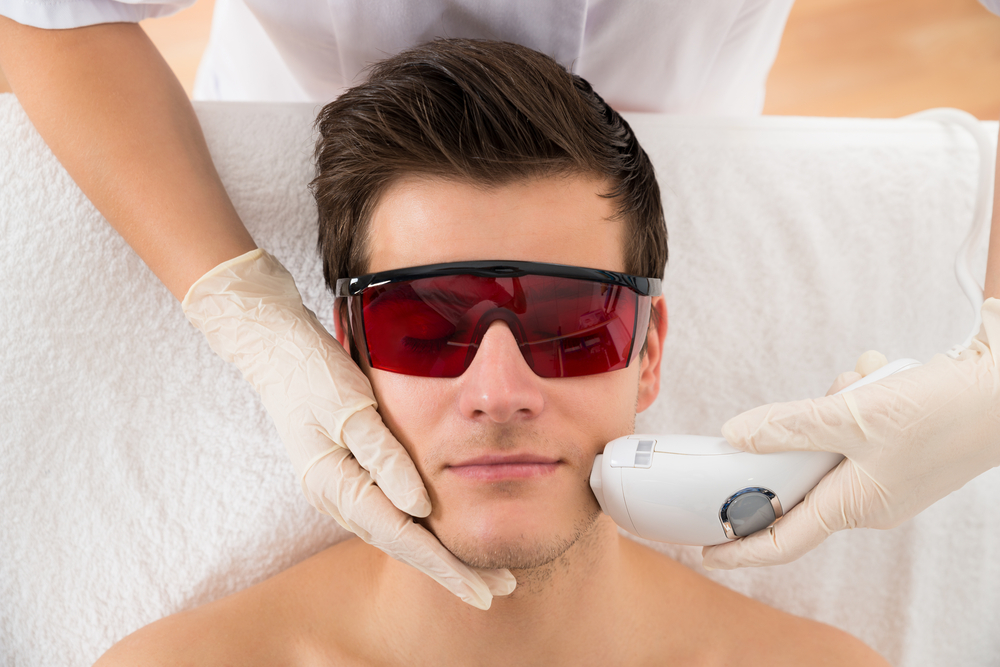 Laser Hair Removal for Men in NYC