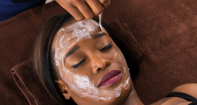 Best Peels for Brown Skin