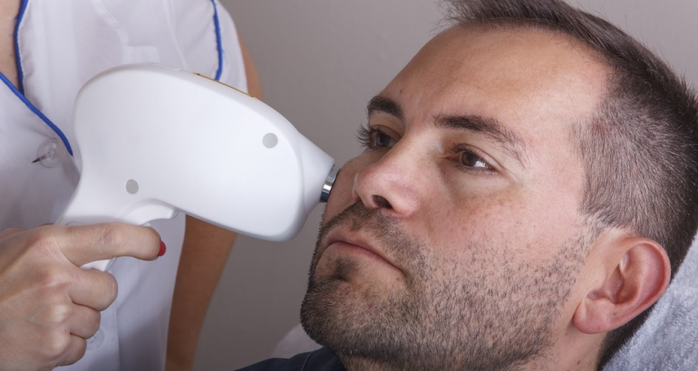 Ultherapy for Men: How to Firm Your Face and Neck Without Surgery